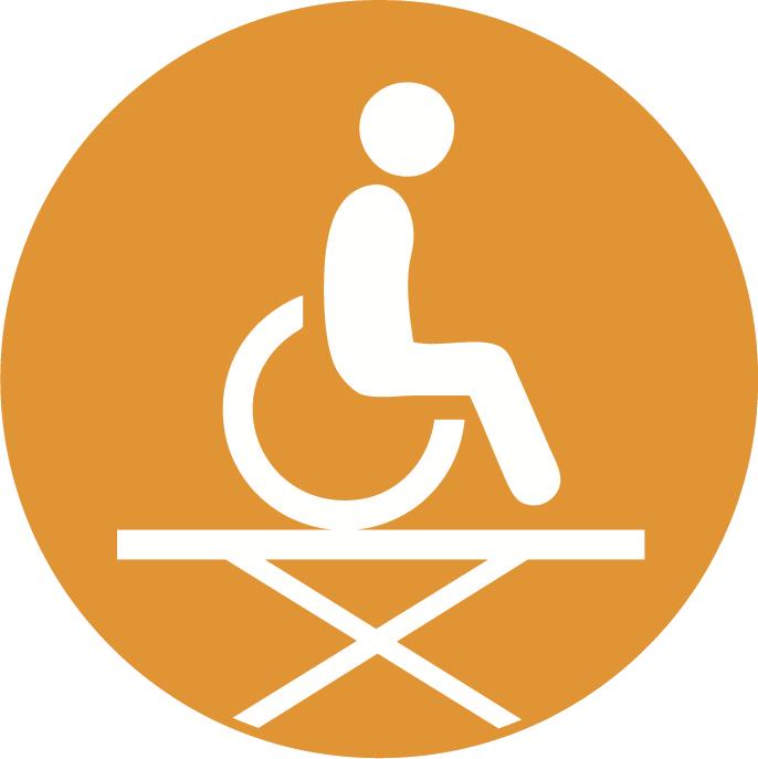 Rampe d 39 acc s monte escalier matriel handicap pour erp travaux accessibilit erp for Plateforme elevatrice pmr